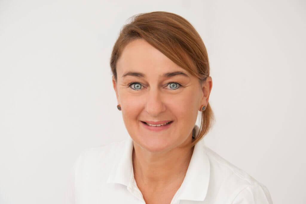 Augenarzt Nymphenburg, Elke Post, medizinische Fachangestellte bei Roman Eyes im Münchner Stadtteil Nymphenburg